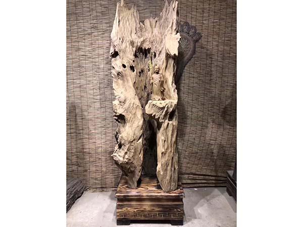 木雕艺术品